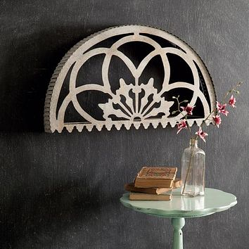 Metal Cutout Wall Decor