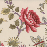 Le Bouquet Francais by French General for Moda Fabrics, $9/yd