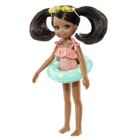 Barbie So In Style (S.I.S.) Little Sister Janessa