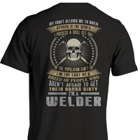 Welder - Last Of A Dying Breed T-Shirt