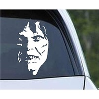 The Exorcist Die Cut Vinyl Decal Sticker
