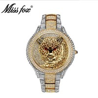 DCCKW2M Quick sale of quartz watches with a round alloy spiral, a European diamond and diamond watch.
