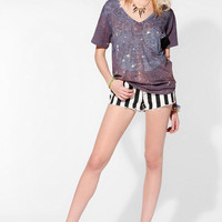 Urban Outfitters - One-Of-A-Kind Glitter Triangles DIY Tee