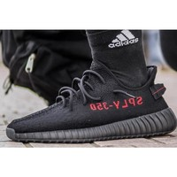 Yeezy Boost 350 V2 Core Black Red