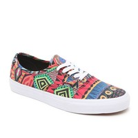 Vans Authentic Off The Wall Gallery Shoes - Mens Shoes - Multi
