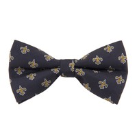New Orleans Saints Repeat Style Bow Tie