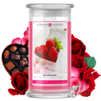 Berry Passionate   Valentine's Day Scented Jewelry Candle