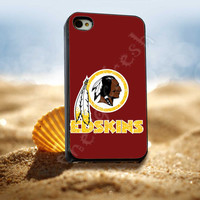 Washington Redskins Sparkly - for iPhone 4/4s, iPhone 5/5S/5C, Samsung S3 i9300, Samsung S4 i9500 *ENERGICFRESH*