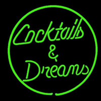 Cocktail Dream Neon Sign