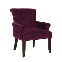 Calla Chair - Dark Purple