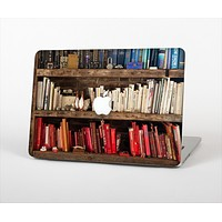 The Vintage Bookcase V1 Skin Set for the Apple MacBook Air 11""