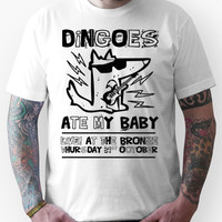 Dingoes Ate My Baby | Buffy The Vampire Slayer Band T-shirt Unisex T-S