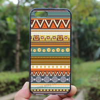 Aztec tribal Mayan pattern,iphone 4 case,iPhone4s case, iphone 5 case,iphone 5c case,Gift,Personalized,water proof