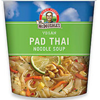 Dr. McDougall's Pad Thai Noodle Gluten Free Soup Big Cup - Pack of 6
