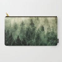 Everyday // Fetysh Edit Carry-All Pouch by Tordis Kayma | Society6
