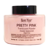 "Ben Nye ""Pretty Pink"" Face Powder Shaker Bottle, 1.5 oz"