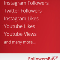 Buy Twitter Followers - Buy Instagram Followers