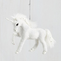 Critters Forest to Arrive Ornament in Unicorn by ModCloth