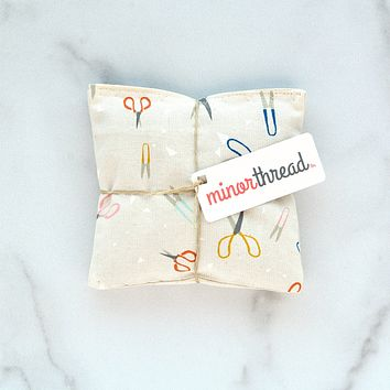Lavender Sachets in Papercuts - Set of 2