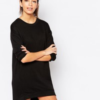 New Look Slouchy Sweat Dress at asos.com