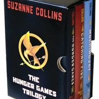 The Hunger Games Trilogy Boxset