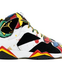 "AIR JORDAN 7 RETRO OC ""MIRO OLYMPIC""BASKETBALL SNEAKER"