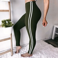 RESTOCKED! SOFTEST LEGGINGS EVER (OLIVE) - FULLY STOCKED