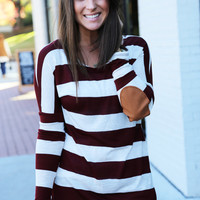My World Striped Tunic