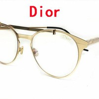 Dior Stylish Women Men Simple Summer Sunglasses Sun Shades Eyeglasses Glasses