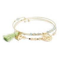 Women's Lonna & Lilly 'Cinnamon Spice' Wire Bangle - Multi