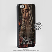 Daenerys Targaryen 363 For Apple, Iphone, Ipod, Samsung Galaxy Case