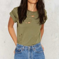 After Party by Nasty Gal Levi's 501 Cutoff Shorts