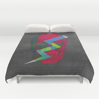 Electrified Duvet Cover by DuckyB (Brandi)