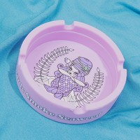 Mermaids Smoke Seaweed Ash Tray