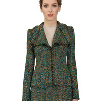 Empire Tweed Alban Jacket | Lord and Taylor
