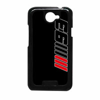 Marc Marquez 93 Black HTC One X Case