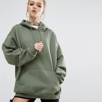 Womens Cool Oversize Pullover Hoodie
