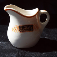 Vintage Mid Century Mayer China Restaurant Creamer