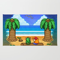 Toronbo Shores Rug by Likelikes