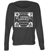 My Chemical Romance Official Store - Ouija Long Sleeve Women's T-Shirt