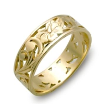 Hawaiian Rings Hawaiian Wedding Rings From Honolulujewelrycompa