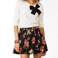Beaded Bow Top