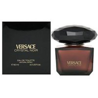 Versace Crystal Noir for Woman by Versace EDT Spray 3.0 oz