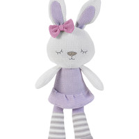 living textiles baby Bunny Knit Plush