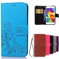 Luxury For Case Samsung Galaxy Core Prime G360 G360H G360F Wallet Leather Flip Cover For Coque Samsung Galaxy Core Prime G360