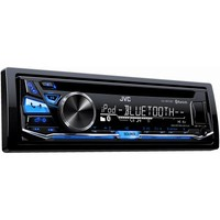 JVC KD-R870BT Refurbished CD Receiver with Bluetooth and Front USB/AUX Input - Walmart.com