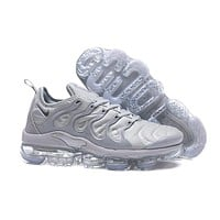 2018 Nike Air VaporMax Plus TN Grey | 924453-005 Sport Running Shoes