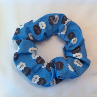 The Fault in Our Stars Inspired Hair Scrunchie, TFIOS, Hair Tie, Ponytail Holder, John Green, Augustus Waters, Hazel Grace, Nerdfighter