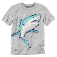 Shark Graphic Tee