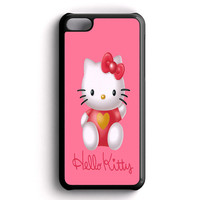 Hello Kity Love Suit iPhone 5C Case